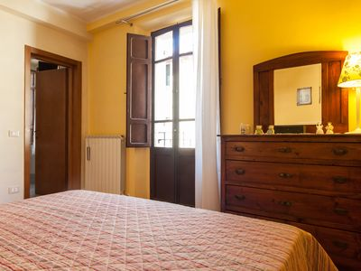 Photo for BUDGET medieval apartment 1st floor with WiFi and air conditioning