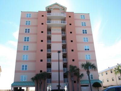 Great Location - Close to The Hangout - 4th Floor Unit Overlooking West Beach...