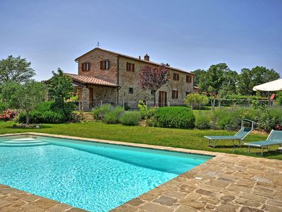 Photo for Villa in Montecchio with 3 bedrooms sleeps 8