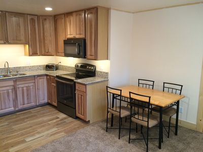 Photo for New Fully Remodeled Luxury 1 Bedroom Lake Tahoe Escape