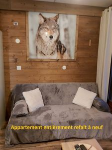 Photo for Val thorens apartment 4 people at the foot of the slopes 4 gold flakes