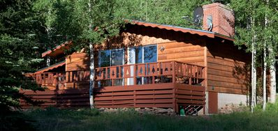 Photo for Colorado Rocky Mountain Cabin