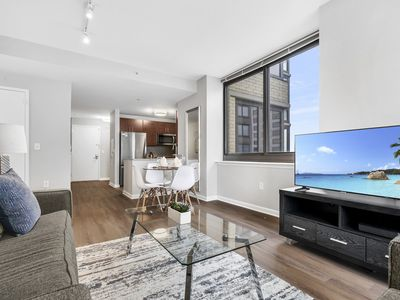 Photo for Modern 2BR | Business Center | Near PATH by GLS