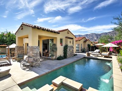 Photo for Luxury La Quinta House w/Mtn Views & Private Pool