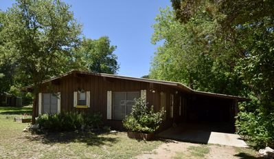 Photo for 3BR Cabin Vacation Rental in Hunt, Texas