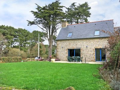 Photo for Vacation home Le Dolmen  in Trégastel - Plage, Côtes d'Armor - 5 persons, 2 bedrooms