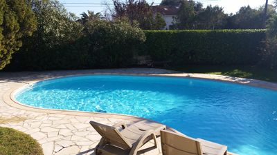 Photo for VILLA WITH HEATED POOL COMPLETELY RENOVATED