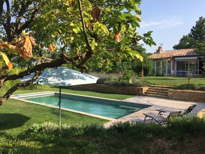 Photo for Charming provencal house in Aix-en-Provence's countryside