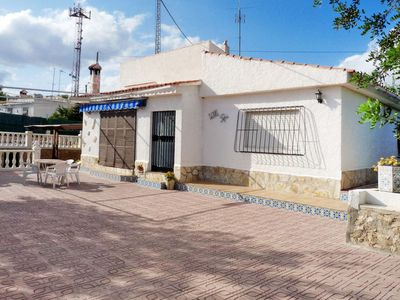 Photo for Vacation home CASA PEPI (VIO165) in El Campello/Villajoyosa - 8 persons, 3 bedrooms