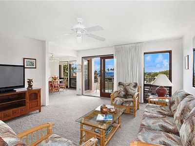Photo for Poipu Vacation Rental Amazing Suite Ocean view *Kahala 223*