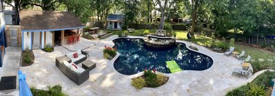 Photo for Resort style pool,  nicely updated home and  conveniently located