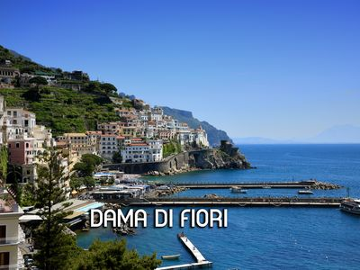Photo for 1BR House Vacation Rental in Amalfi, Campania