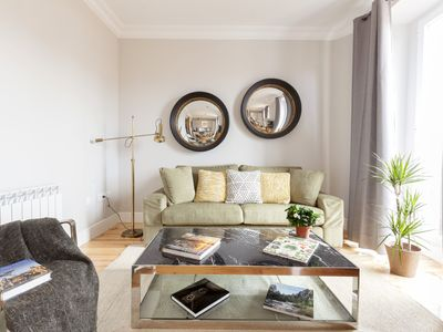 Photo for Exclusive 2 bedroom apartment in the center of Madrid. 3D.