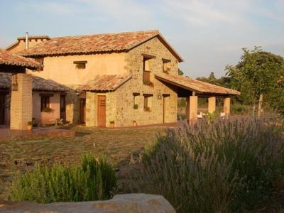 Photo for Rural apartment Masia Los Toranes for 4 people