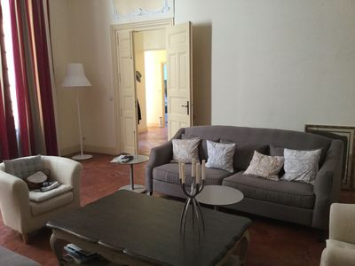 Photo for Bright apartment in the heart of town