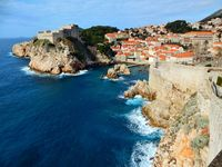 Lovely location handy for Dubrovnik.