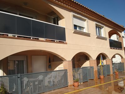 Photo for Apartment Villa Cristina 11 to 100 meters from the beach