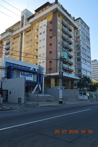 Photo for Best point of the Gonzaga, building facing the sea, private garage, 3 malls ...