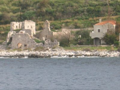 Photo for Beautiful & Charming House  by the Sea in Mani, MHTE1248K9200032480