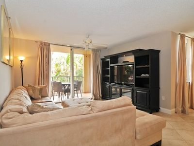 Photo for Cozy 2 bedroom apartment at The Yacht Club in Aventura, Great Rates