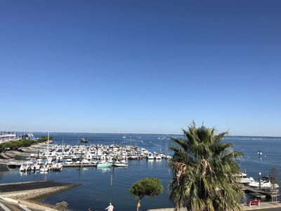 Photo for Arcachon Apartment T1bis sea view 4 pers