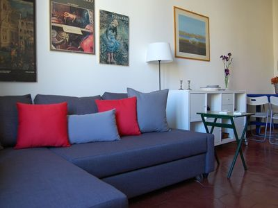 Photo for Apartment 621 m from the center of Rome with Internet, Air conditioning, Lift, Washing machine (638974)