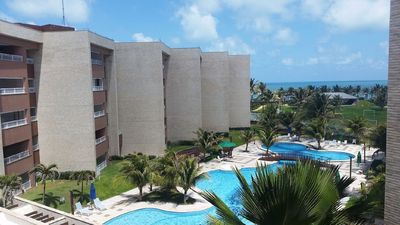 Photo for SCOPA BEACH RESORT CONDOMINIUM (PE on sand -C2 400)
