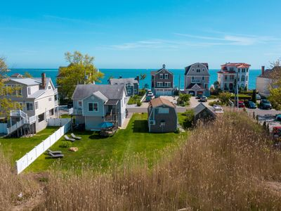 Photo for AIR-CONDITIONED Gorgeous Newly Renovated Home with an Oceanview and Beach Access