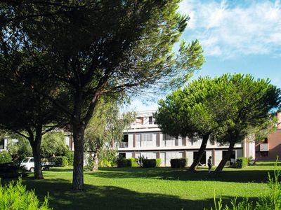 Photo for Apartment Residence Marina del Forte (MBO130) in Marina di Bibbona - 4 persons, 1 bedrooms