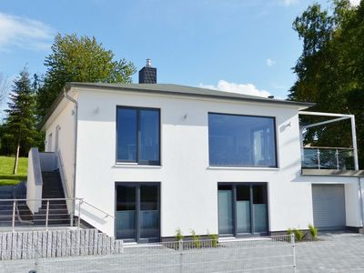 Photo for Holiday house with panoramic views of the lake Schmachter - villa with panoramic views of the lake Schmachter