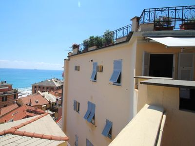 Photo for 3 bedroom Apartment, sleeps 6 in Celle Ligure with WiFi
