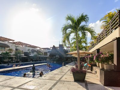 Photo for AT 1132 -2 Beds Suite+Close Beach+Gym+Big pool+WIFI+ Parking