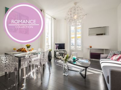 Photo for Longchamp - Perfect pied à terre for a romantic break