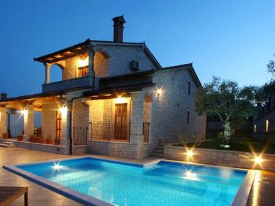 Photo for Holiday house Vižinada for 4 - 8 persons with 4 bedrooms - Holiday house