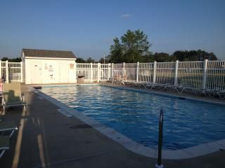 Community pool- 25 yards from town home