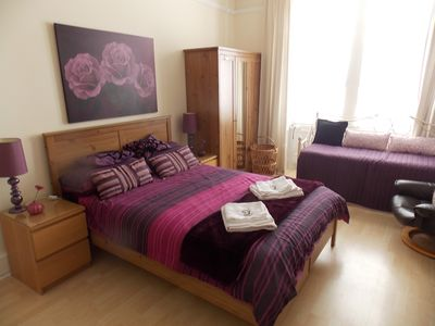 Photo for CRAIGHOUSE  APARTMENT - free wifi - free on street parking, close to city cent