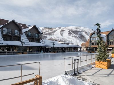 Photo for Just Completed Expansive Remodel!!  SKI-IN / SKI-OUT! At the BASE RESORT of PCMR