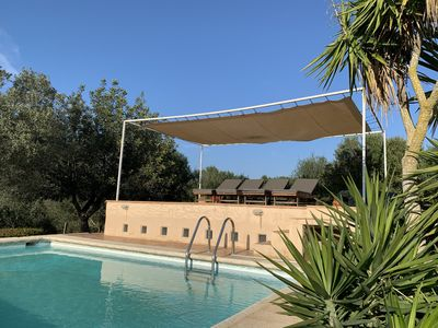 Photo for Cozy finca with pool and climate, quiet area