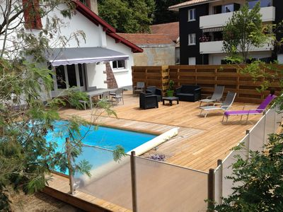 Photo for typical house / villa, swimming pool and private parking, ideally placed