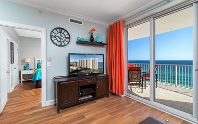 Photo for LUXURY YOU can AFFORD! Jazzy, Immaculate End Unit. New Furniture, TVs, Beds.
