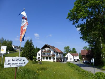 Photo for Gasthof Hammerschmiede - double room, shower, WC