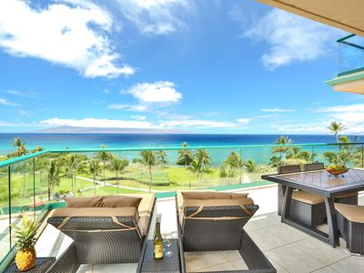Photo for Best Frontline 3 bedroom with Sunset Views! Honua Kai -  Konea 551 - Luxury!