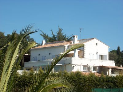Photo for Porticcio: Big house sea view 4 rooms(chambers) very quiet