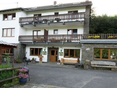 Photo for Group accommodation in a fabulous location in the Eifel National Park.