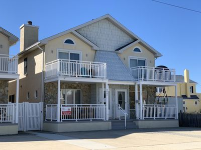 Recently Renovated 3 Bedroom 2 Bath Town home  Just steps to the Beach