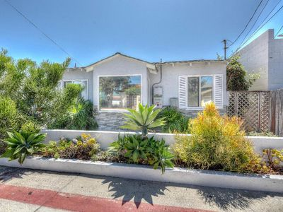Photo for Beautiful 2BR Beachhouse+ backyard+optional spacious guesthouse!!