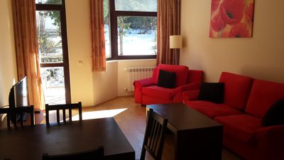 Photo for Centrally located apartment in Borovets