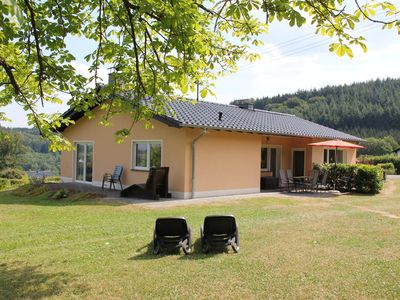Photo for Gerolstein, Eifelsteig, Kylltalradweg, secluded location with great views, Wi-Fi