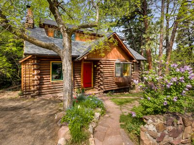 Photo for HHC | Unique Luxury Log Home Getaway