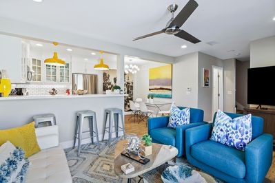Living Area - Welcome to Anaheim! This condo is professionally managed by TurnKey Vacation Rentals.